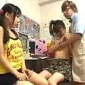 【JSロリ】万引き小学生をお仕置レイプする店長