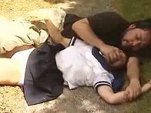 【ヘンリー塚本 JCロリ】帰宅途中の中学生を襲ってクロロホルムレイプ