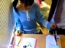 【jsロリ】ツインテール小学生をレイプする塾講師