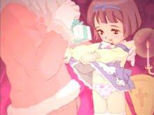 【エロアニメ】幼女や小学生が性的いたずらを受けている画像&動画集