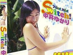 【JCジュニアアイドル 中井ゆかり】SWITCH!:15歳中学生のイメージビデオ。無料U15エロ動画。