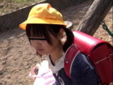【JS連れ込みレイプ動画】公園で小学生女児に声かけして中出し猥褻する事案【恋沢りお 貧乳パイパン】。無料JSエロ動画。。