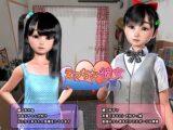 【3Dエロアニメ JS JC ロリ】中学生の彼女とその妹(小学生)とセックス
